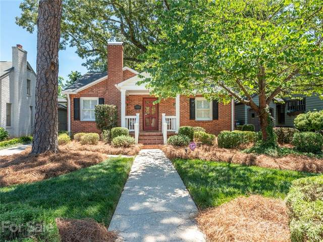 2012 Club Road, Charlotte, NC 28205 (#3698680) :: Home and Key Realty