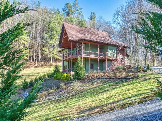 477 Jenkins Road, Waynesville, NC 28785 (#3698731) :: Robert Greene Real Estate, Inc.