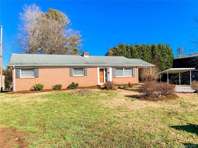 322 13th Avenue NW, Hickory, NC 28601 (#3698787) :: Cloninger Properties