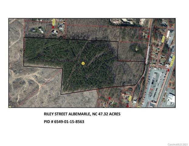 00 Riley Street, Albemarle, NC 28001 (#3698798) :: Austin Barnett Realty, LLC