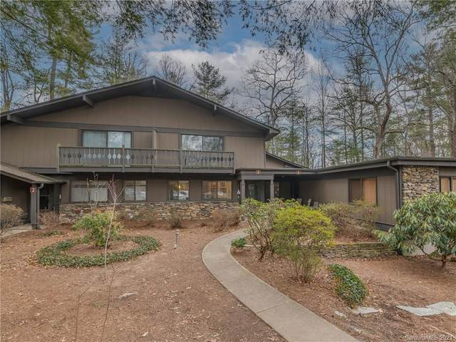 106 Laurelwood Circle W #3, Hendersonville, NC 28791 (#3698857) :: Keller Williams Professionals