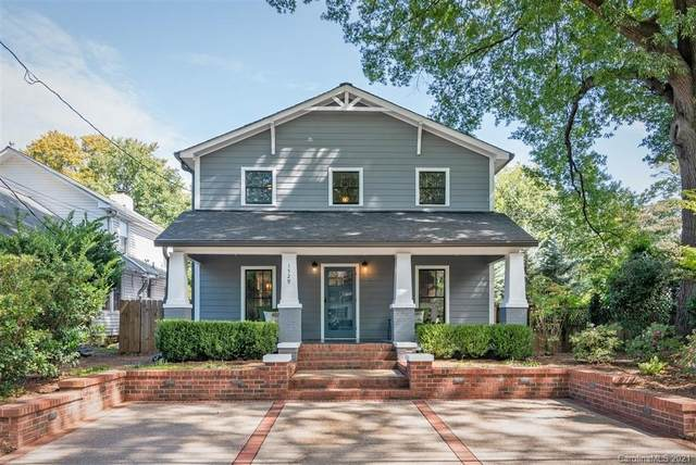 1529 E Worthington Avenue, Charlotte, NC 28203 (#3698868) :: Willow Oak, REALTORS®