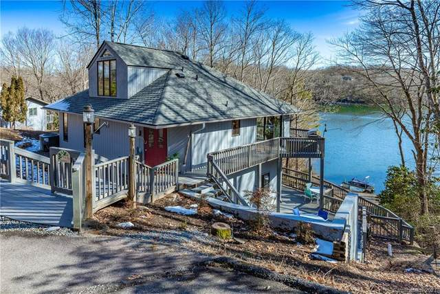 10 Sequoyah Court, Brevard, NC 28712 (#3698912) :: High Performance Real Estate Advisors