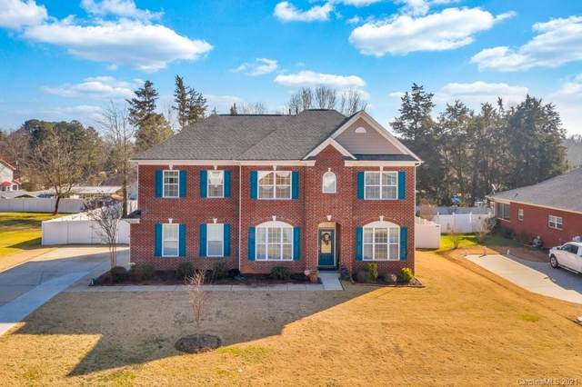 2808 Park Ridge Boulevard, Rock Hill, SC 29732 (#3698940) :: Burton Real Estate Group