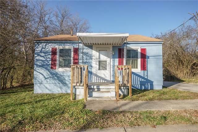 5028 Milhaven Lane, Charlotte, NC 28269 (#3698958) :: Cloninger Properties