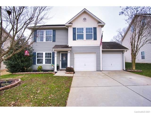 814 Georgia Oak Lane, Landis, NC 28088 (#3698977) :: Miller Realty Group