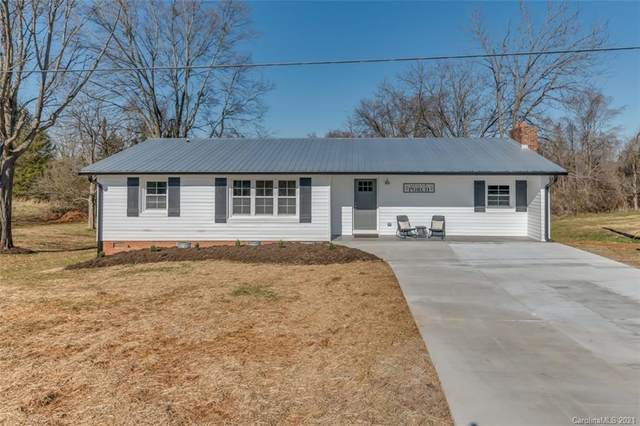 310 Webb Church Road, Ellenboro, NC 28040 (#3699026) :: Robert Greene Real Estate, Inc.