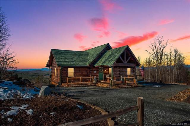 395 Scenic Vista Drive, Nebo, NC 28761 (#3699034) :: LKN Elite Realty Group | eXp Realty