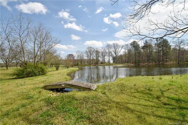 5807 Rocky River Road, Monroe, NC 28112 (#3699037) :: Austin Barnett Realty, LLC