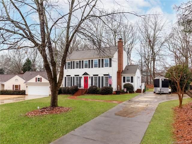 11711 Apleby Lane, Charlotte, NC 28277 (#3699039) :: Miller Realty Group