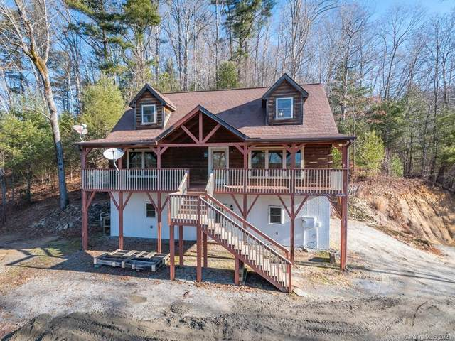 515 Rich Mountain Road, Flat Rock, NC 28731 (#3699064) :: BluAxis Realty