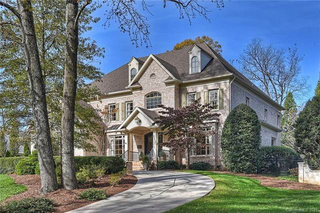 2450 Red Fox Trail, Charlotte, NC 28211 (#3699070) :: Burton Real Estate Group