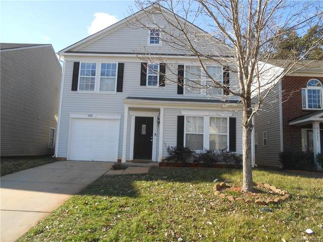 7221 Fox Point Drive, Charlotte, NC 28269 (#3699109) :: Miller Realty Group