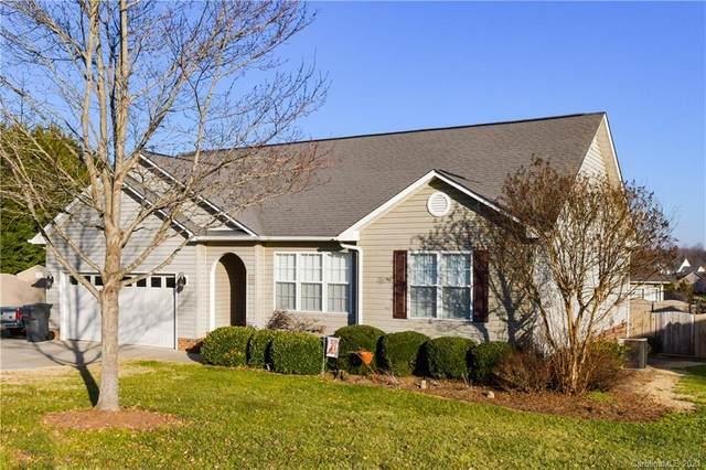326 Holstein Drive, Dallas, NC 28034 (#3699133) :: BluAxis Realty
