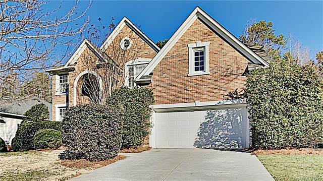 10001 Devonshire Drive, Huntersville, NC 28078 (#3699154) :: LePage Johnson Realty Group, LLC