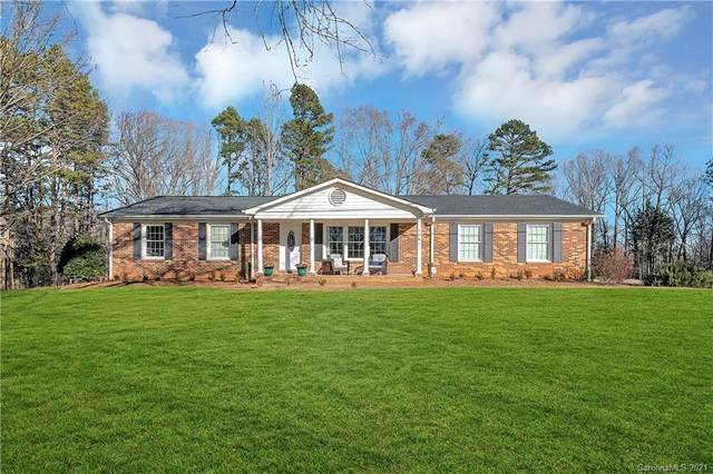1341 Mount Zion Church Road, Iron Station, NC 28080 (#3699159) :: Homes Charlotte