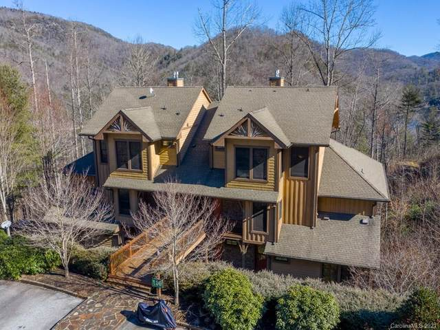 100 Saddle Notch Lane Bldg D-1 Unit B, Tuckasegee, NC 28783 (#3699167) :: BluAxis Realty