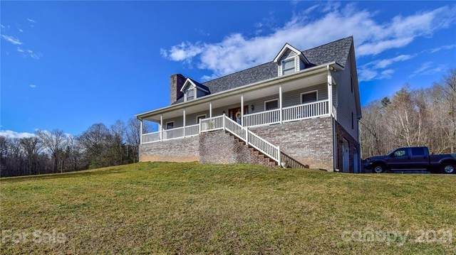 71 Tica Farm Drive, Pisgah Forest, NC 28768 (#3699180) :: Keller Williams Professionals