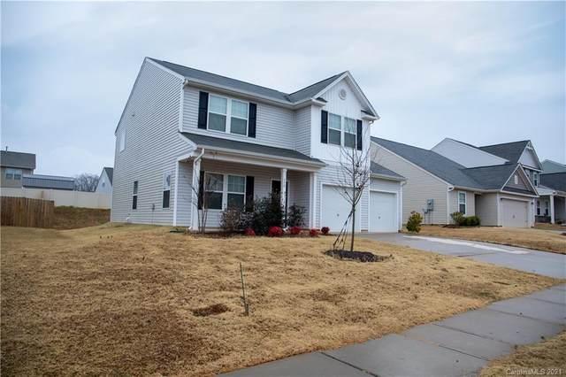 170 Hidden Lakes Road #126, Statesville, NC 28677 (#3699218) :: LePage Johnson Realty Group, LLC