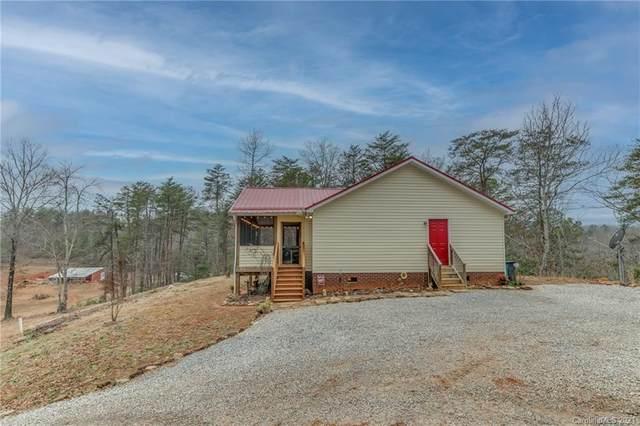 305 Cedar Tree Lane, Mill Spring, NC 28756 (#3699220) :: Keller Williams Professionals