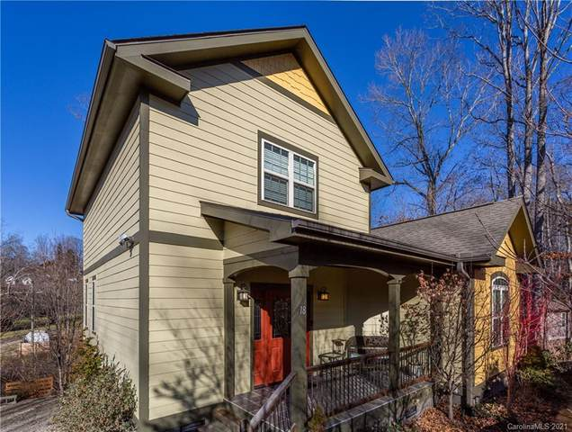 18 Central Avenue W, Asheville, NC 28806 (#3699237) :: MOVE Asheville Realty