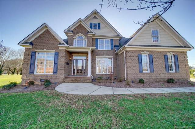 3003 Gin Court, Harrisburg, NC 28075 (#3699259) :: Stephen Cooley Real Estate Group