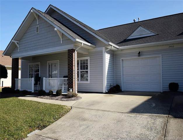 2402 Granville Place A, Monroe, NC 28110 (#3699271) :: Odell Realty