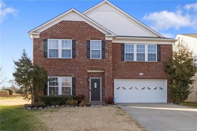 3627 Mcduff Court, Harrisburg, NC 28075 (#3699291) :: LePage Johnson Realty Group, LLC