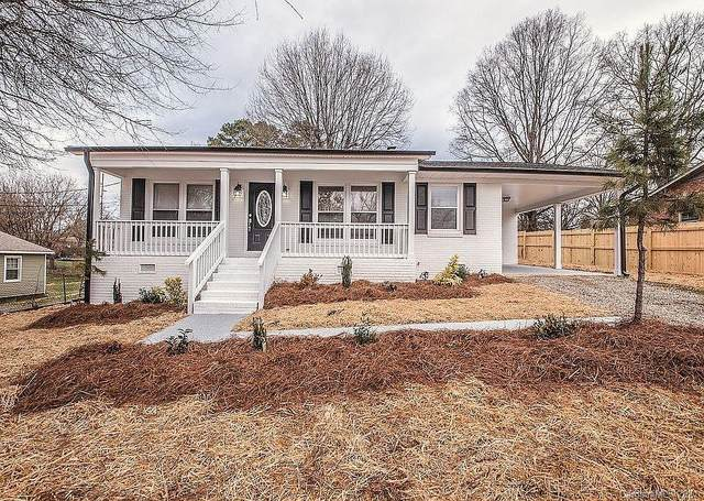2015 Union Street #9, Monroe, NC 28110 (#3699293) :: Odell Realty