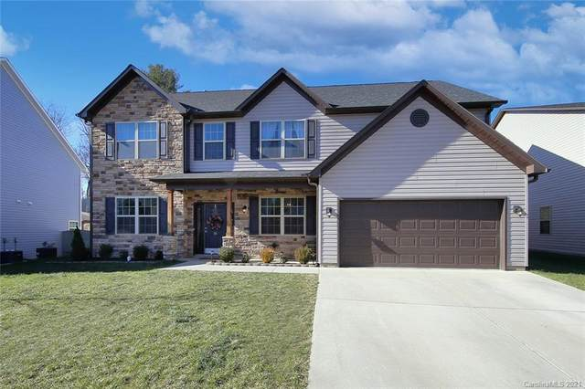 24 Henbit Way, Arden, NC 28704 (#3699304) :: LePage Johnson Realty Group, LLC