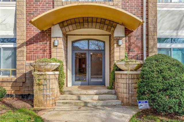 404 Laurel Avenue #9, Charlotte, NC 28204 (#3699309) :: BluAxis Realty