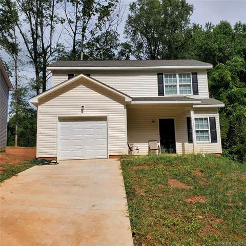 213 Centre Street, Charlotte, NC 28216 (#3699320) :: BluAxis Realty
