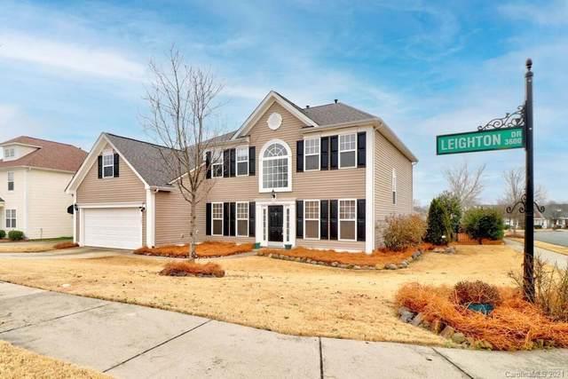 3597 Leighton Drive SW, Concord, NC 28027 (#3699382) :: Austin Barnett Realty, LLC