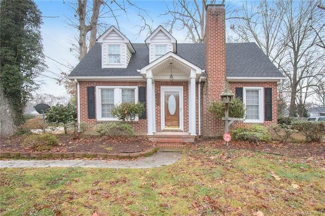 1106 Oakwood Avenue, Kannapolis, NC 28081 (#3699409) :: MartinGroup Properties