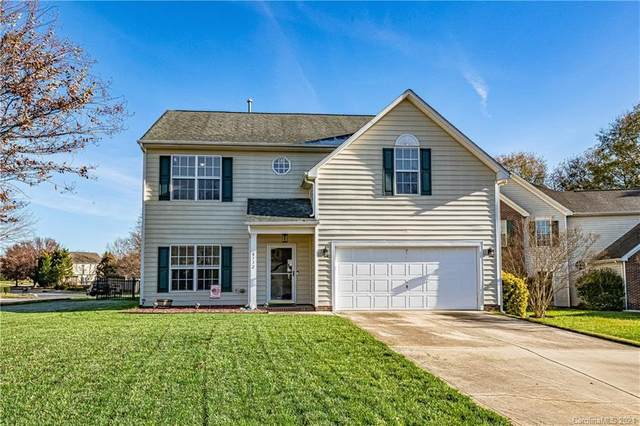 8712 Great Bear Court, Charlotte, NC 28269 (#3699412) :: The Sarver Group