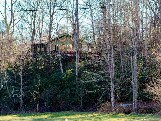 721 Old Fort Road, Fairview, NC 28730 (#3699433) :: Keller Williams Professionals