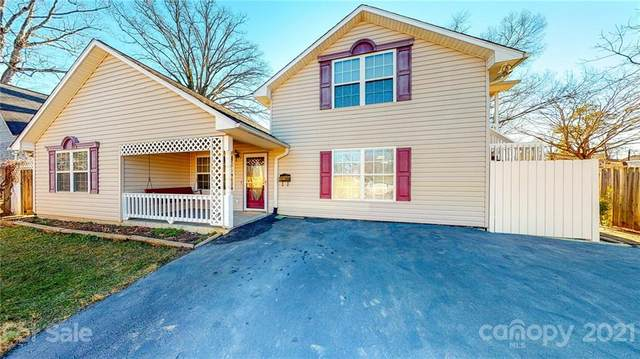 808 Academy Street, Asheville, NC 28803 (#3699441) :: Lake Norman Property Advisors