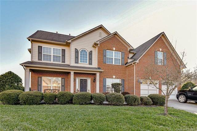 1006 Amberlea Road, Indian Trail, NC 28079 (#3699490) :: The Elite Group