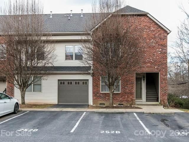 252 Wash Creek Drive H, Hendersonville, NC 28739 (#3699495) :: High Performance Real Estate Advisors