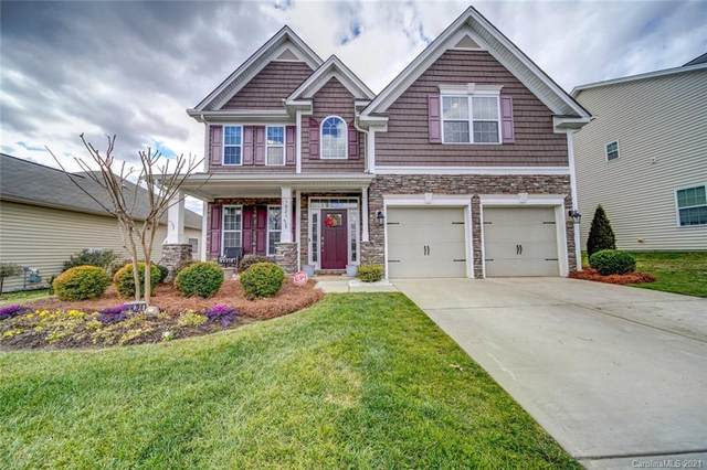 5821 Pepperpike Way, Charlotte, NC 28213 (#3699532) :: Burton Real Estate Group