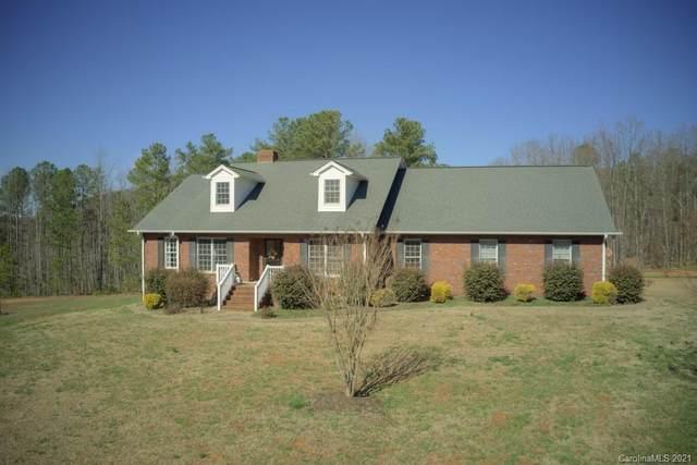 1589 Salem Church Road, Bostic, NC 28018 (#3699533) :: Robert Greene Real Estate, Inc.