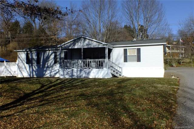 800 Hyder Mountain Road, Clyde, NC 28721 (#3699570) :: Miller Realty Group
