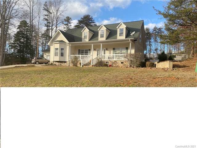 7918 Ridgeview Drive, Sherrills Ford, NC 28673 (#3699572) :: MOVE Asheville Realty