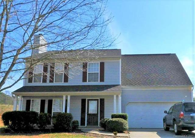 7008 Long Run Lane, Charlotte, NC 28216 (#3699646) :: High Performance Real Estate Advisors