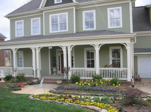 1039 Brookline Drive, Huntersville, NC 28078 (#3699664) :: BluAxis Realty