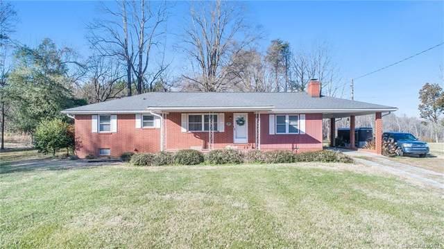 740 Dunns Mountain Church Road, Salisbury, NC 28146 (#3699690) :: Rhonda Wood Realty Group