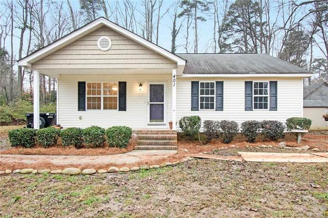 401 Touch Me Not Lane, Charlotte, NC 28216 (#3699691) :: Stephen Cooley Real Estate Group