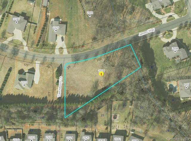2304 James Way #7, Statesville, NC 28625 (#3699708) :: Burton Real Estate Group