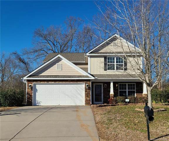 1076 Marcus Street, Indian Land, SC 29707 (#3699722) :: Burton Real Estate Group