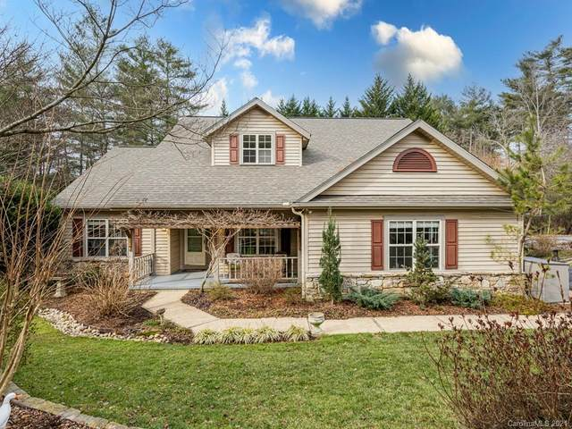 101 Pine Cone Hill, Hendersonville, NC 28739 (#3699729) :: DK Professionals Realty Lake Lure Inc.
